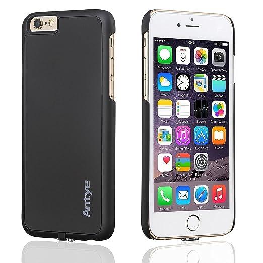 Amazon.com: JinQiu Qi - Cargador inalámbrico para iPhone 6 ...