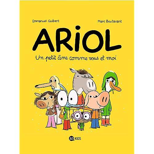 Ariol, Tome 01: Un petit âne comme vous et moi
