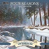 Lang 2017 Four Seasons Mini Wall Calendar, 7 x 14 inches (17991079240)