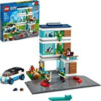 Deals on LEGO City Family House 60291 Building Kit 388 Pieces