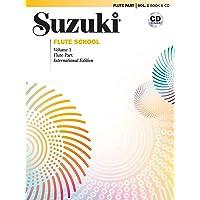 Suzuki Flute School, Vol 1: Flute Part, Book