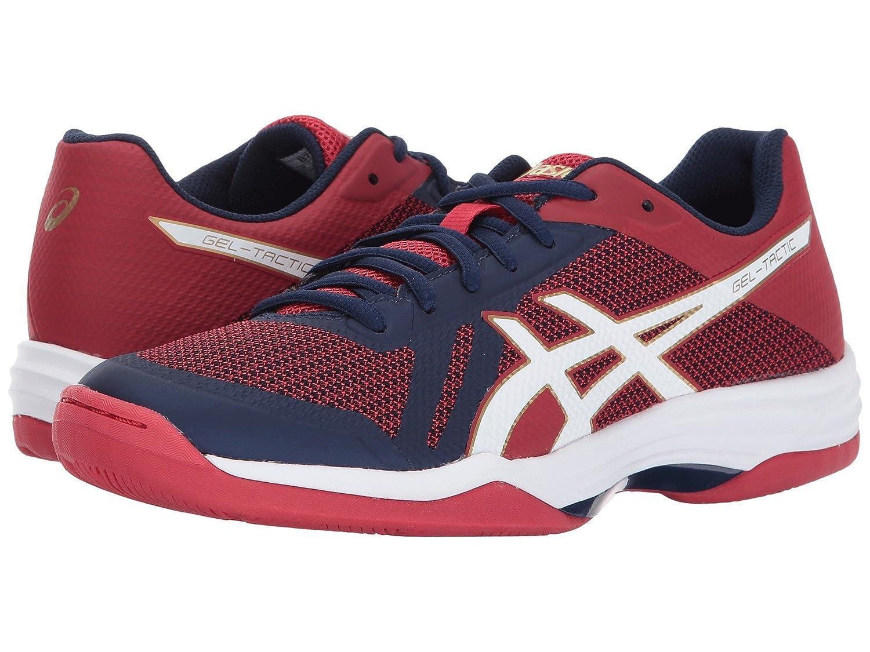 2019高い素材  [アシックス] レディースランニングシューズスニーカー靴 Gel-Tactic Medium|Indigo 2 [並行輸入品] (28.25cm) B07JQX7TCS Indigo Blue/White B/Prime Red 12 (28.25cm) B - Medium 12 (28.25cm) B - Medium|Indigo Blue/White/Prime Red, 順ちゃんの酒屋:651f80f7 --- a0267596.xsph.ru