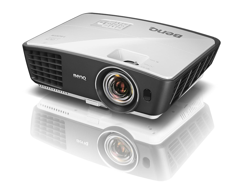 Benq 720P; 2500 ANSI LUMENS; 5.94LBS; HDMI X2; C; S-V; COM; A; 10W ...