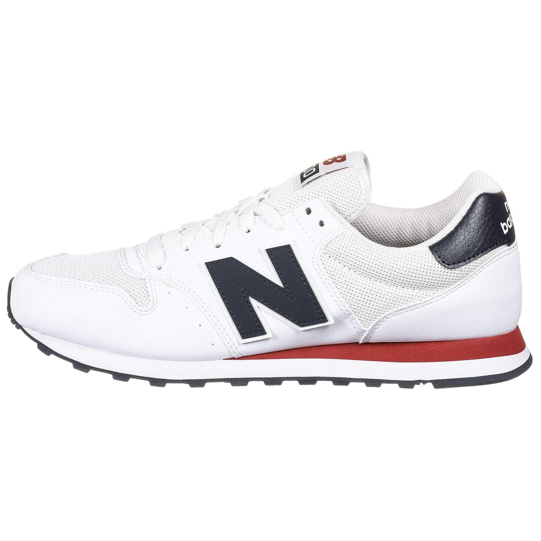 New Balance 500 Core, Zapatillas para Hombre, Azul (Navy), 40.5 EU: Amazon.es: Zapatos y complementos