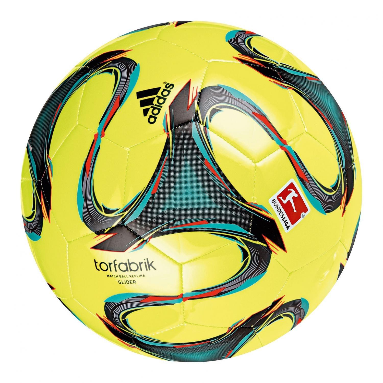 adidas F93535 DFL Glider- Balón, WHT/, Rojo Anaranjado y 4, Verde ...