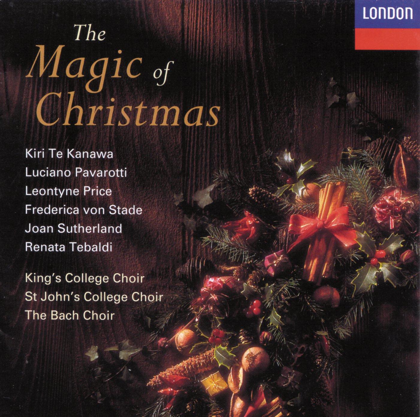 david choral conductor willcocks christmas traditional franz