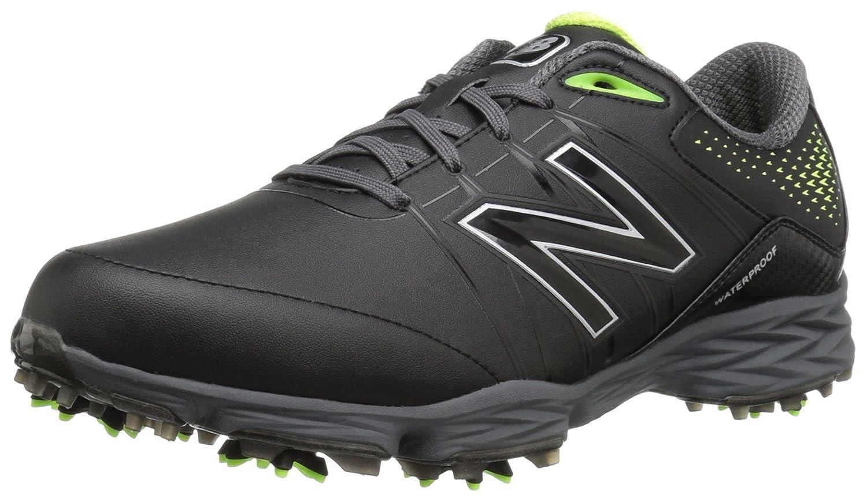 New Balance Men's NBG2004 Golf Shoe B01IP2PCJI 14 D(M) US|Black/Green