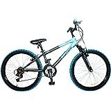 "Concept Riptide Boys Mountain Bike 24"" Wheel 18 Speed"