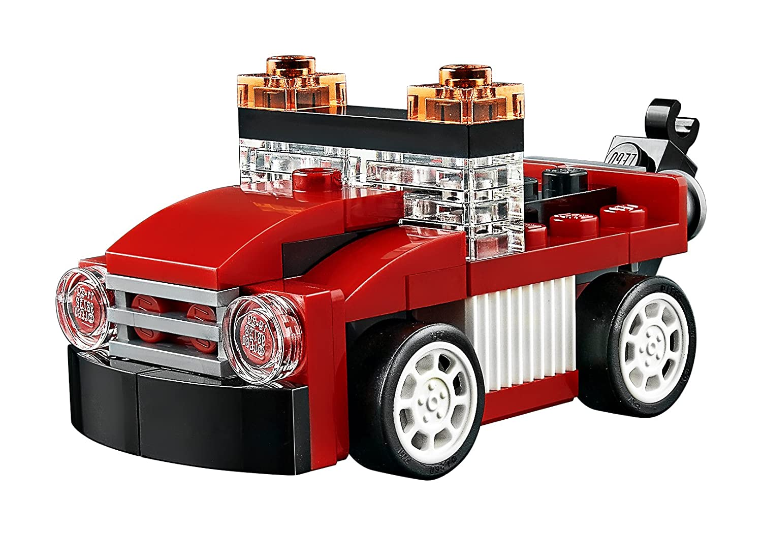 LEGO Creator Red Racer 31055 Building Kit