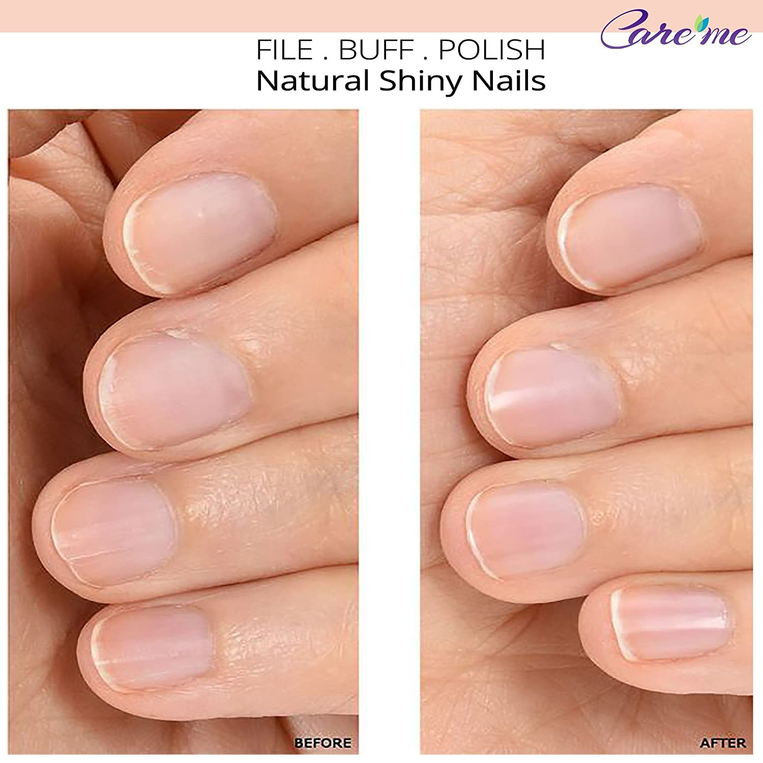What is nail buffs and how to use them