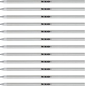 Lot Of 60 Parler Blue Ballpoint Refills For Multi Pens New In Pack  12 Packs