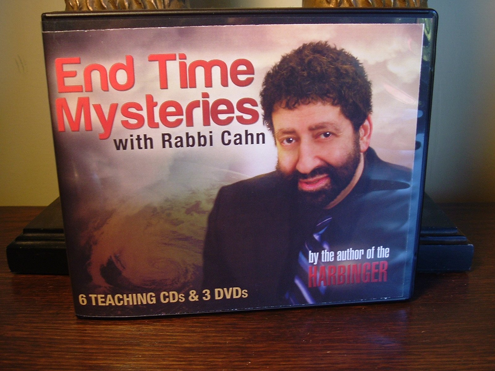 End time mysteries with rabbi jonathan cahn 6 teaching cds and 3 end time mysteries with rabbi jonathan cahn 6 teaching cds and 3 dvds boxed set jonathan cahn amazon books malvernweather Images