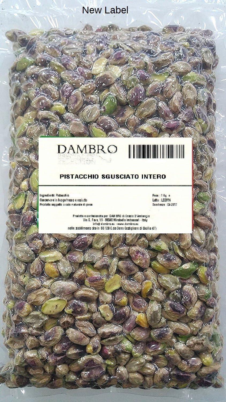 Pistachos sin Sal- Sin cáscara - 1 kg: Amazon.es: Alimentación y ...