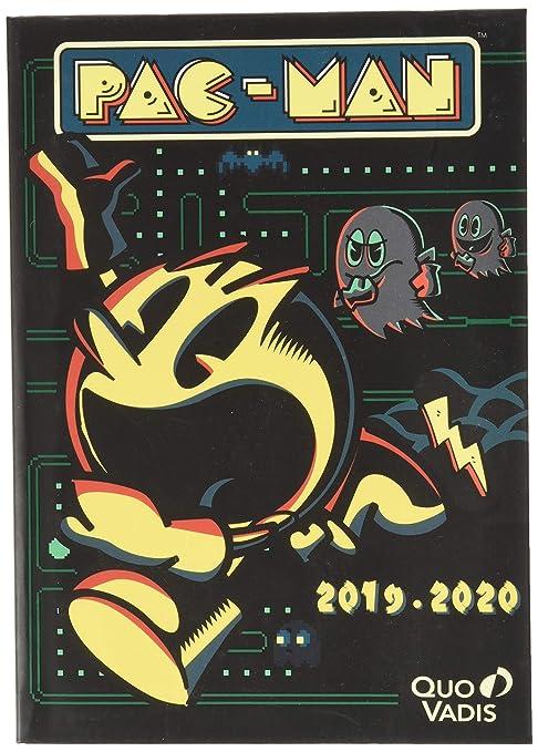 Amazon.com: Quo Vadis Pac-Man 2019-2020 - Agenda escolar ...