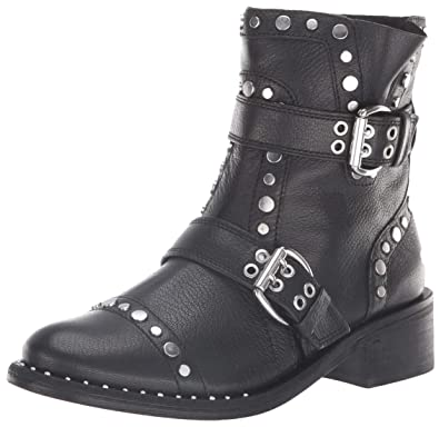 f483c127d Sam Edelman Women s Drea Fashion Boot Black Leather 5 ...