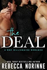 The Deal: A MMF Billionaire Romance (The Billionaires Book 1) Kindle Edition