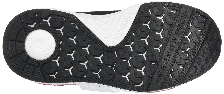 Primigi Pme 8300, Sneakers Basses Mixte Enfant, Noir (Nero-Reflex), 27 EU
