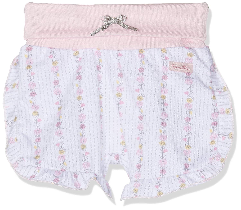 Sanetta Baby-M/ädchen Fiftyseven Shorts Hose