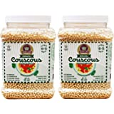 Original Couscous Natural Flavor Israeli Couscous, Natural Pearled Noodles for Salads, Soups & Side Dishes, Cooks in…