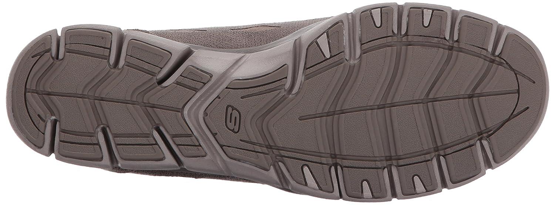 Skechers Women's Gratis B01NAWCFXR Simply Serene Fashion Sneaker B01NAWCFXR Gratis 8 B(M) US|Dark Taupe 73de8f