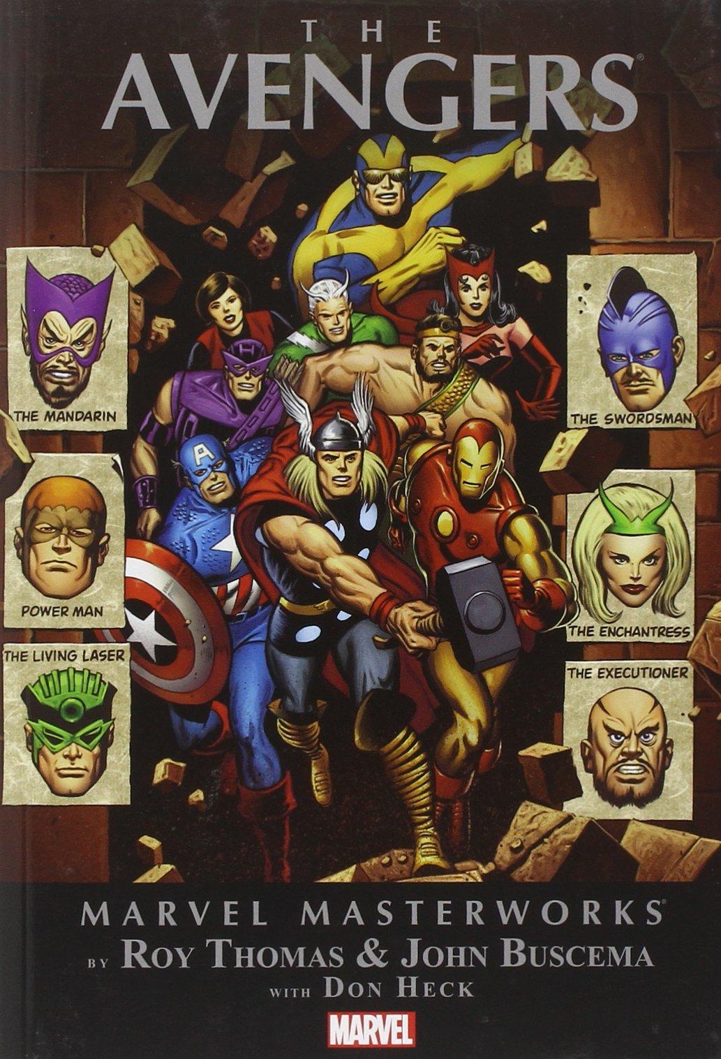 Marvel Masterworks: The Avengers - Volume 5 PDF