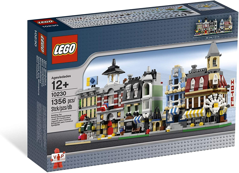 Lego Mini Modulars 10230 Lego Amazon Co Uk Toys Games