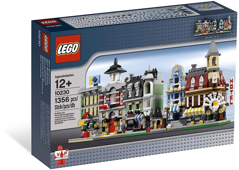 Top 9 Best LEGO Modular Buildings Set Reviews in 2020 7
