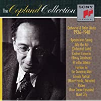 The Copland Collection: Orchestral & Ballet Works, 1936-1948