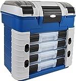 Jumbo Sitz- und Gerätebox mit 4 Sortierboxen