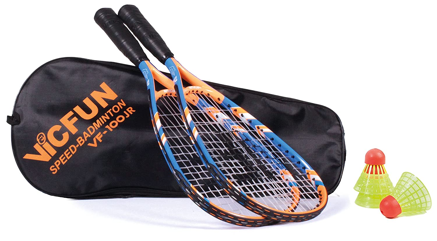 Vicfun Set para Speed b/ádminton 100 Junior
