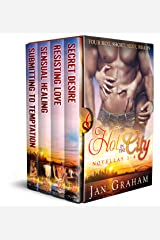 Hot in the City: Novellas 1 - 4 Kindle Edition