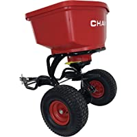 Chapin International Chapin 8620B 150 Pound Tow Behind Spreader with Auto-STO, Red