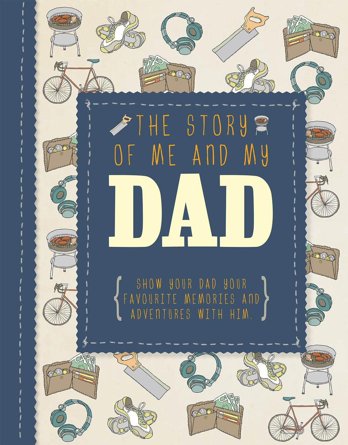Story Me Dad Life Canvas product image