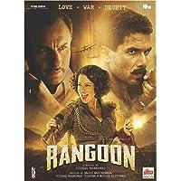 Rangoon Hindi Movie VCD