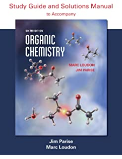 organic chemistry g marc loudon 9780195119992 amazon com books