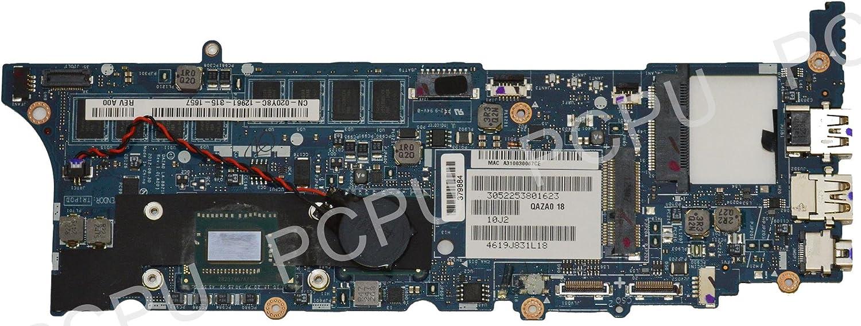 Dell Ultrabook XPS 12 9Q23 Laptop Motherboard Intel i5 1.7GHz CPU 20Y8C 020Y8C