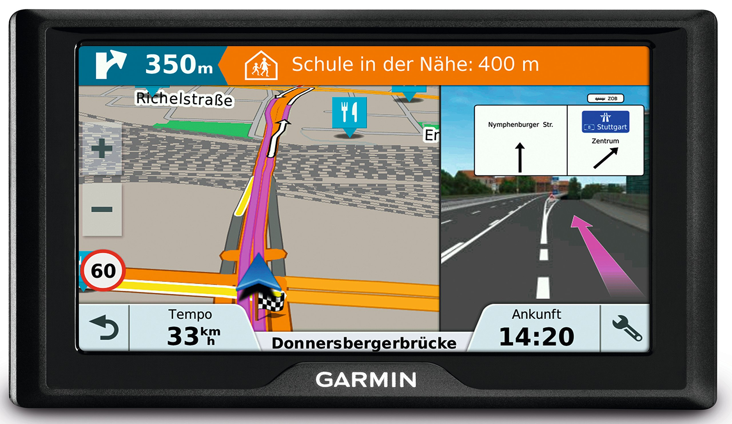 Garmin 010-01679-22 6.1'' Drive 61 Central EU LMT-S