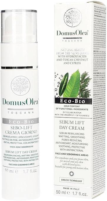 Amazon com: DOMUS OLEA - Sebo-Lift Day Cream - Mattifying care for