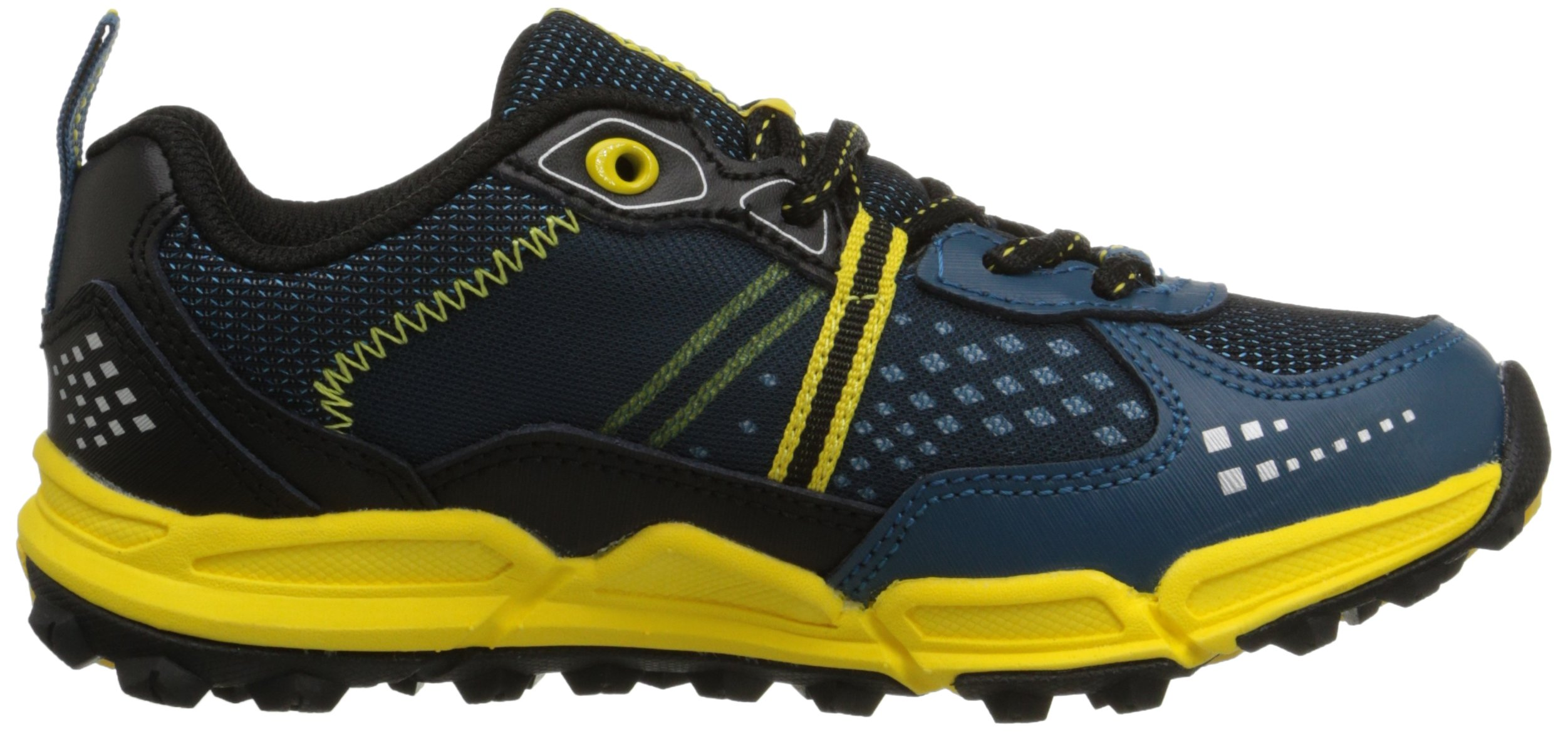 Teva Escapade Lo Athletic Trail Shoe (Little Kid/Big Kid), Blue/Yellow, 11 M US Little Kid by Teva (Image #7)