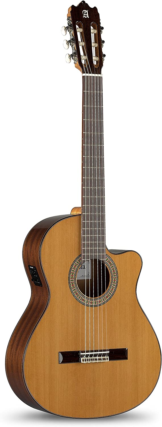 Alhambra 6 String Acoustic-Electric Guitar