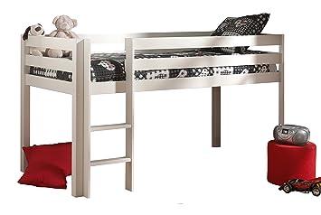 Vipack Etagenbett Pino : Hochbetten mit schreibtisch und andere hoch etagenbetten von