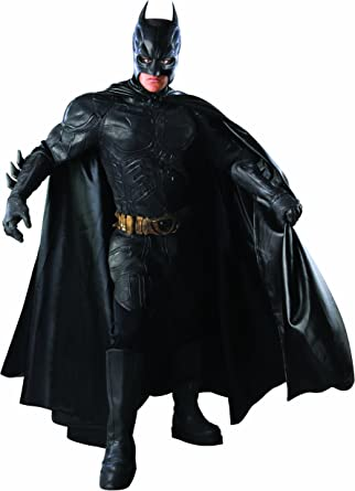 Batman Kids Costume Party Halloween The Dark Knight Fancy Dress Role Play Black