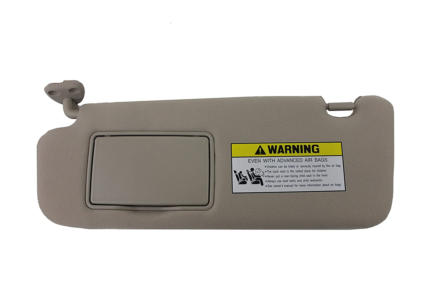 Amazon.com  Genuine Hyundai 85201-0A750-QDQQH Sun Visor Assembly ... db034607302