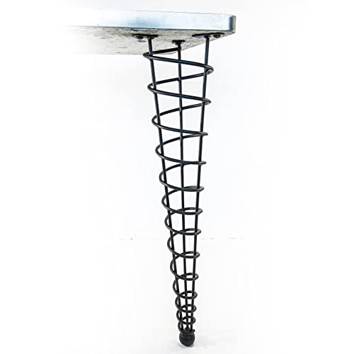 Modern Dining Table Legs, 30 Inch Height, Single Leg
