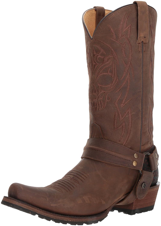 e18e2d1c4d0 ROPER Men's Skull Western Boot
