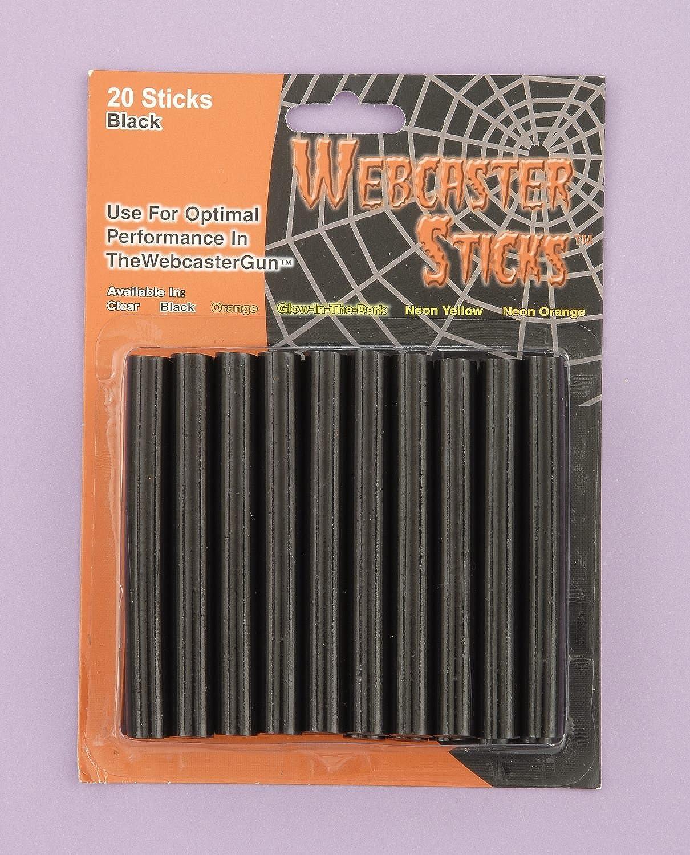 Clear Webcaster Gun Refill Sticks