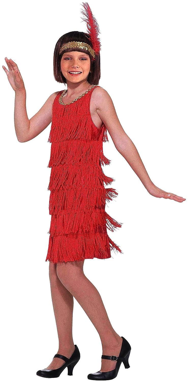 Amazon.com: Forum Novelties 20's Flapper Child Costume, Large ...