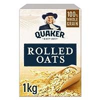 Quaker Porridge Rolled Oats, 1 kg