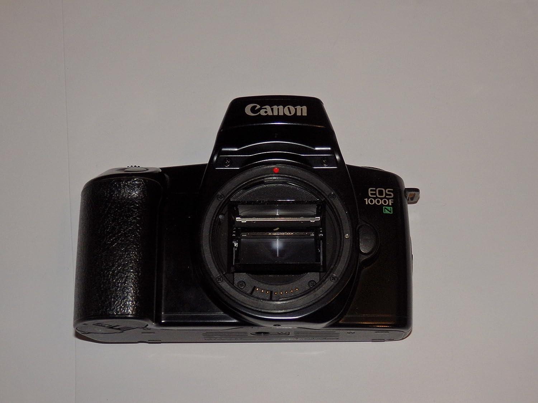 PHOTOBLITZ Canon EOS 1000 F N - Cámara AF (cuerpo y carcasa, 35 mm ...