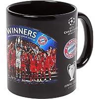FC BAYERN MÜNCHEN Champions 2020 mugg svart
